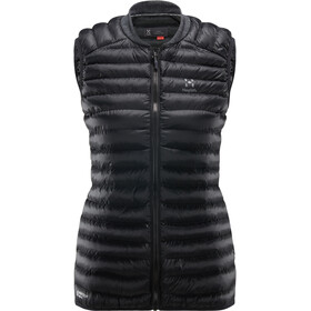 Haglöfs Essens Mimic bodywarmer Dames zwart